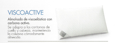ALMOHADA VISCOACTIVE